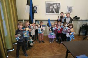 15032015 Prantsusmaal eesti kooli suursaatkonna hoones