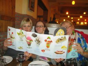 Gruusia restoranis õhtust söömas 15042015