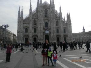 Itaalia Milano Duomo