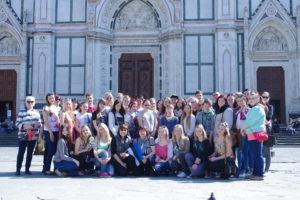 Itaalia Tarvastu Gümnaasium Firenzes