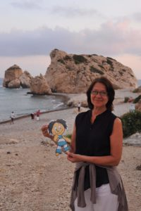 Küpros 25062015 Aphrodite kivid Diana