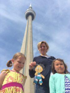 Kanada CN Tower25052015