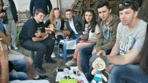 Makedoonia Sipsik Kavadarcis Noortekeskus 28042015