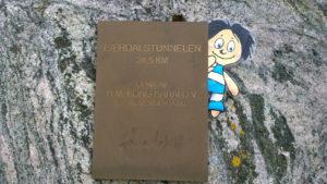 Norras Euroopa pikim autotunnel märts 2015