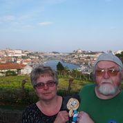 Portos. Vaade Portole Douro vasakkaldalt, Vila Nova de Gaia poolt 20032015 (1)