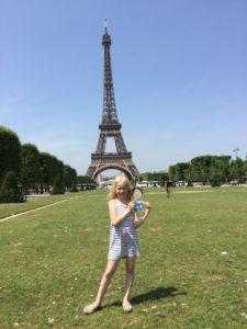 Prantsusmaa Pariis_03.07.2015 Emma Vanessa Kelus