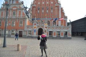 Riga  Mustpeade Maja 10032015 Krista Visas