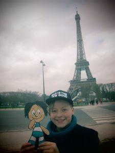 Sipsik Pariisis Barbaraga