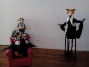Sipsik Portos. Marionetimuuseum 20032015 Jaak Känd