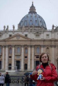 Vatikan PühaPeetruse Plats Vatikan 16032015