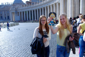 Vatikan Tarvastu Gümnaasium Vatikanis