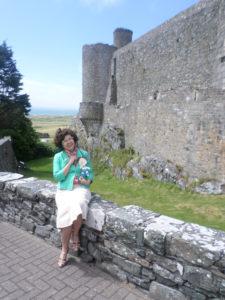 Wales Harlechi kindlus Põhja-Wales-1
